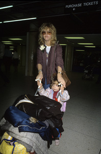 Goldie Hawn and her daughter Kate Hudsoncirca 1981© 1981 Gary Lewis - Image 24300_0222
