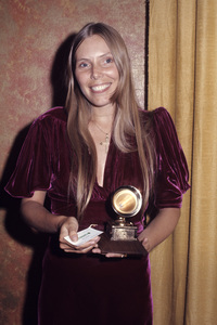"""""""The 12th Annual Grammy Awards""""Joni Mitchell1970© 1978 Gary Lewis - Image 24300_0235"""
