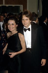 """AFI Lifetime Achievement Award: Fred Astaire""Audrey Hepburn, Sean FerrerApril 18,1981© 1981 Gary Lewis - Image 24300_0243"