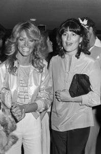 Farrah Fawcett and Lucie Arnazcirca 1976© 1978 Gary Lewis - Image 24300_0256
