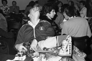 Rob Reiner and Penny Marshallcirca 1975© 1978 Gary Lewis - Image 24300_0272