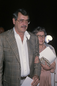 Rock Hudson with his mothercirca 1975© 1978 Gary Lewis - Image 24300_0283