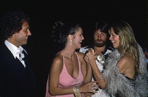 Ron Samuels, Lynda Carter, Michael Brandon and Lindsay Wagnercirca 1976© 1976 Gary Lewis - Image 24300_0306