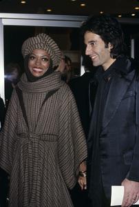 Diana Ross and Robert Ellis Silbersteincirca 1970s© 1978 Gary Lewis - Image 24300_0342