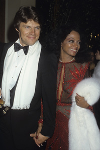 """""""The 54th Annual Academy Awards""""Ernest Thompson, Diana RossMarch 29, 1982© 1982 Gary Lewis - Image 24300_0344"""