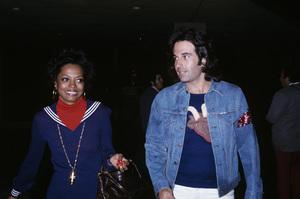 Diana Ross and Robert Ellis Silbersteincirca 1970s© 1978 Gary Lewis - Image 24300_0345