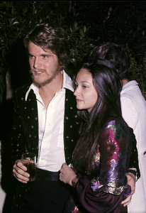 Dean Paul Martin and Olivia Husseycirca 1977© 1978 Gary Lewis - Image 24300_0367
