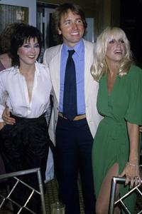 Joyce DeWitt, John Ritter and Suzanne Somerscirca 1982© 1982 Gary Lewis - Image 24300_0375