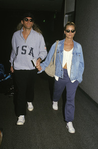 Michael Bolton and Nicollette Sheridancirca 1991© 1991 Gary Lewis - Image 24300_0387