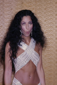 "Cher at the ""Rock Music Awards""1975© 1978 Gary Lewis - Image 24300_0484"
