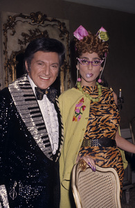 Lee Liberace and Chercirca 1970s© 1978 Gary Lewis - Image 24300_0486