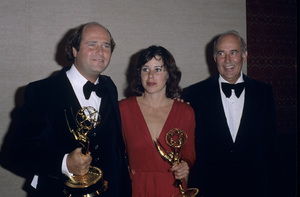 """""""The 30th Primetime Emmy Awards""""Rob Reiner, Julie Kavner, Carl ReinerSeptember 17, 1978© 1978 Gary Lewis - Image 24300_0510"""