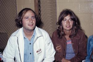 Rob Reiner and Penny Marshallcirca 1970s© 1978 Gary Lewis - Image 24300_0511