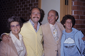 Estelle, Rob, Carl and Lucas Reinercirca 1970s© 1978 Gary Lewis - Image 24300_0512