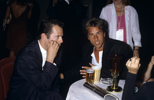 Bruce Willis and Don Johnsoncirca 1980s© 1980 Gary Lewis - Image 24300_0515
