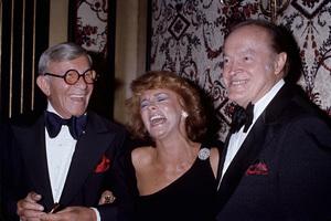 George Burns, Ann-Margret and Bob Hopecirca 1970s© 1978 Gary Lewis - Image 24300_0538