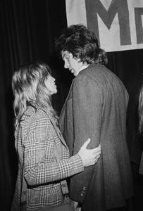 Julie Christie and Warren Beattycirca 1970s© 1978 Gary Lewis - Image 24300_0576