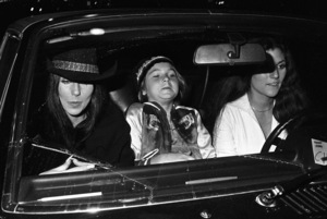 Cher Bono and Tatum O