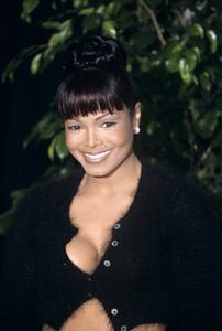 Janet Jackson circa 1990s© 1990 Gary Lewis - Image 24300_0585