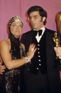 "Ann-Margret and Marvin Hamlisch at ""The 46th Annual Academy Awards""1974© 1978 Gary Lewis - Image 24300_0591"