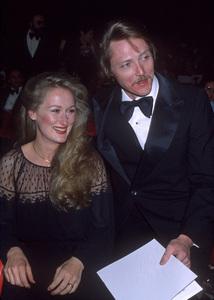 Meryl Streep and Christopher Walkencirca 1978© 1978 Gary Lewis - Image 24300_0599