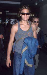 Heath Ledger and Heather Grahamcirca 2000© 2000 Gary Lewis - Image 24300_0602