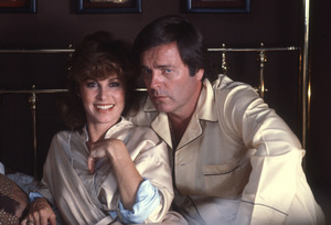 Stefanie Powers and Robert Wagnercirca 1980s© 1980 Gary Lewis - Image 24300_0614