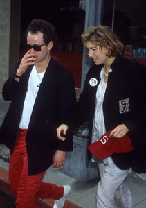 John McEnroe and Tatum O