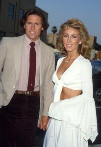Bruce Jenner and Linda Thompsoncirca 1980s© 1980 Gary Lewis - Image 24300_0623