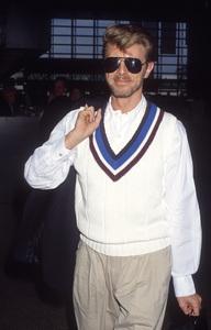 David Bowiecirca 1980s© 1980 Gary Lewis - Image 24300_0628