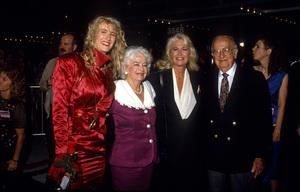 Laura Dern and Diane Laddcirca 1980s© 1980 Gary Lewis - Image 24300_0631