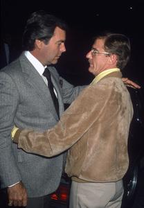 Robert Wagner and Roddy McDowallcirca 1980s© 1980 Gary Lewis - Image 24300_0634
