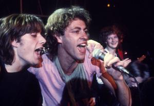 Bob Geldofcirca 1980s© 1980 Gary Lewis - Image 24300_0640