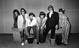 The Boomtown Rats (Bob Geldof)circa 1980s© 1980 Gary Lewis - Image 24300_0642