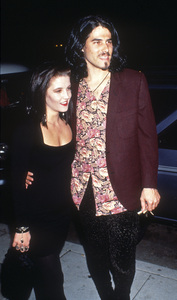 Lisa Marie Presley and Danny Keoughcirca 1990s© 1990 Gary Lewis - Image 24300_0658