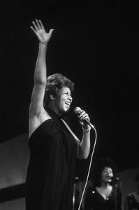 Aretha Franklincirca 1970s© 1978 Gary Lewis - Image 24300_0676