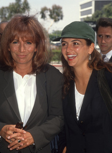 Penny Marshall and her daughter, Tracy Henry Reinercirca 1980s© 1980 Gary Lewis - Image 24300_0685