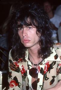 Steven Tyler of Aerosmithcirca 1980s© 1980 Gary Lewis - Image 24300_0688
