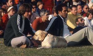 Bruce Jenner, O.J. Simpson and Howard Cosellcirca 1980s© 1980 Gary Lewis - Image 24300_0690