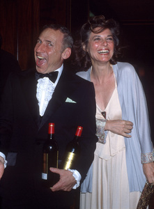 Mel Brooks and Anne Bancroftcirca 1980s© 1980 Gary Lewis - Image 24300_0692