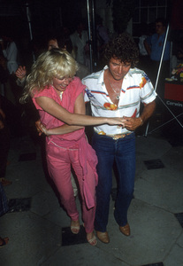 Mac Davis and his wife, Lise Gerardcirca 1980s© 1980 Gary Lewis - Image 24300_0704