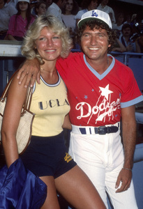 Mac Davis and his wife, Lise Gerardcirca 1980s© 1980 Gary Lewis - Image 24300_0706