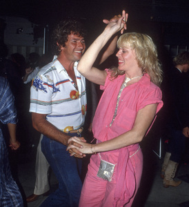Mac Davis and his wife, Lise Gerardcirca 1980s© 1980 Gary Lewis - Image 24300_0707
