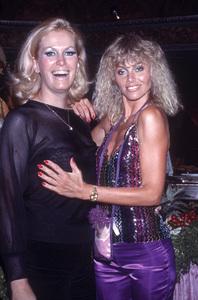Britt Ekland and Dianne Bennettcirca 1970s© 1978 Gary Lewis - Image 24300_0725