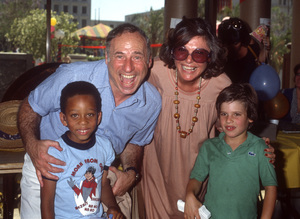 Mel Brooks and Anne Bancroftcirca 1970s© 1978 Gary Lewis - Image 24300_0733