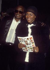 Cicely Tyson and Miles Daviscirca 1980s© 1980 Gary Lewis - Image 24300_0754