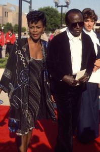 Cicely Tyson and Miles Daviscirca 1980s© 1980 Gary Lewis - Image 24300_0755