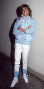Catherine Oxenbergcirca 1980s© 1980 Gary Lewis - Image 24300_0770