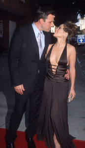 """Ben Affleck and Jennifer Lopez at the premiere of """"Gigli""""2003© 2003 Gary Lewis - Image 24300_0793"""