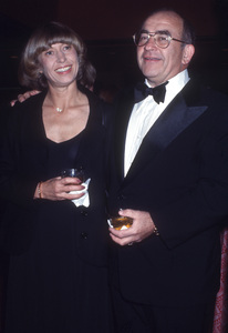 Ed Asner with his wife, Nancy Sykescirca 1970s© 1978 Gary Lewis - Image 24300_0808